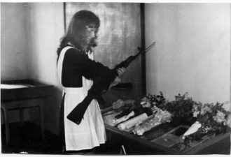 случай с Советскими Школьницами