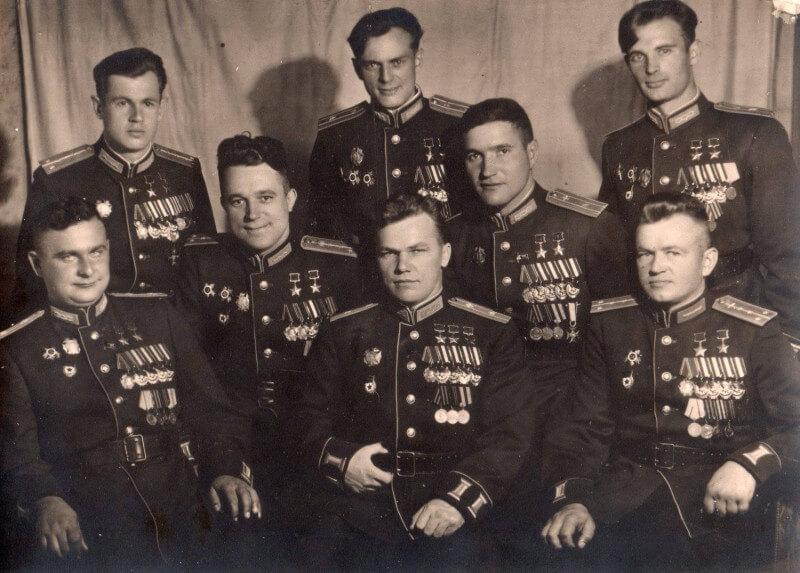 уничтожили 20 полных эскадрилий Люфтваффе