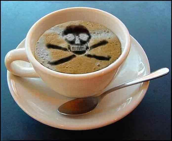 Категорически нельзя пить кофе на пустой желудок