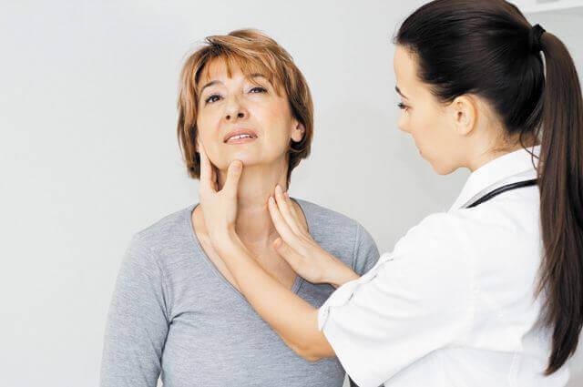 Как проверить щитовидную железу дома