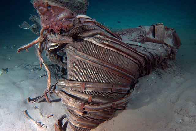 Самые загадочные и странные подводные находки
