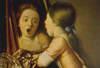 нельзя говорить перед зеркалом