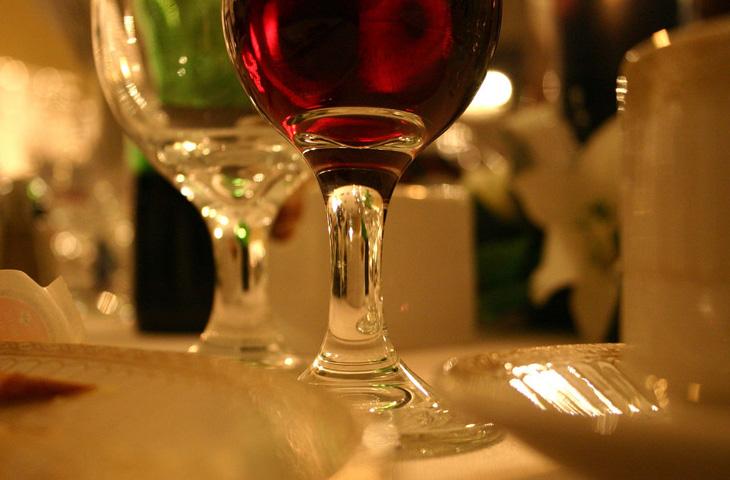 пить вино каждый день