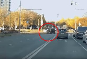 Безумство на дорогах