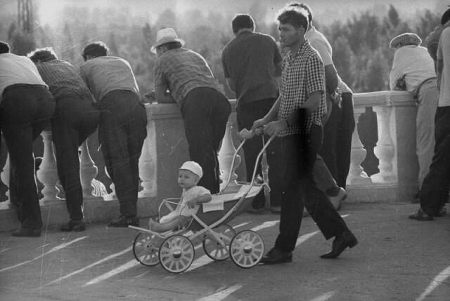 История коляски