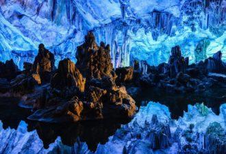 15 самых красивых пещер