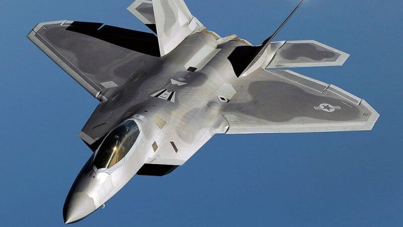 Пилоты США признали профессионализм российский лётчиков