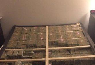 Федеральные агенты нашли 20 миллионов $