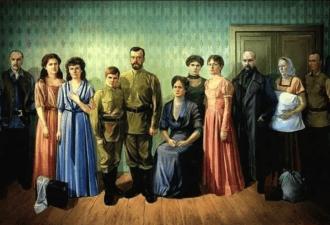 Кровавая трагедия Императорского Дома Романовых