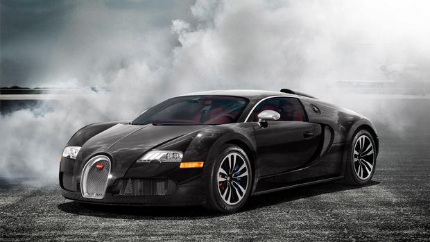 Самый быстрый серийный автомобиль
