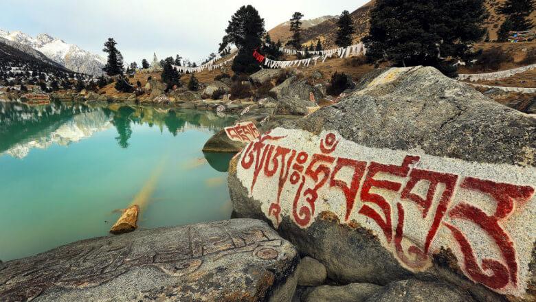Тибетский психологический тест