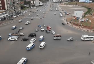 Самые внимательные водители на дорогах Эфиопии