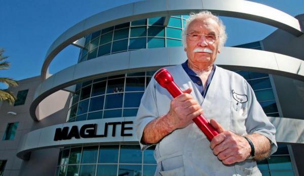 Всемирно известные компании, Maglite
