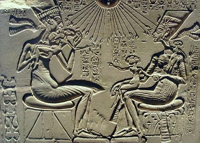 гробница царицы Нефертити
