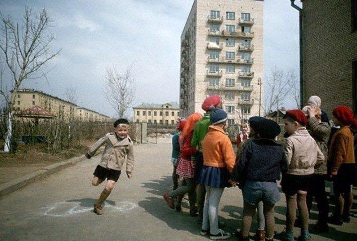 25 самых тёплых фото из жизни советских людей