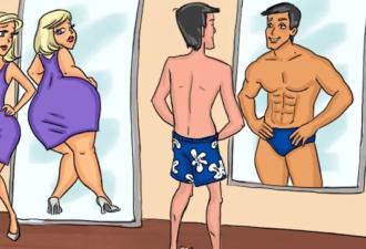 фактов о мужском теле