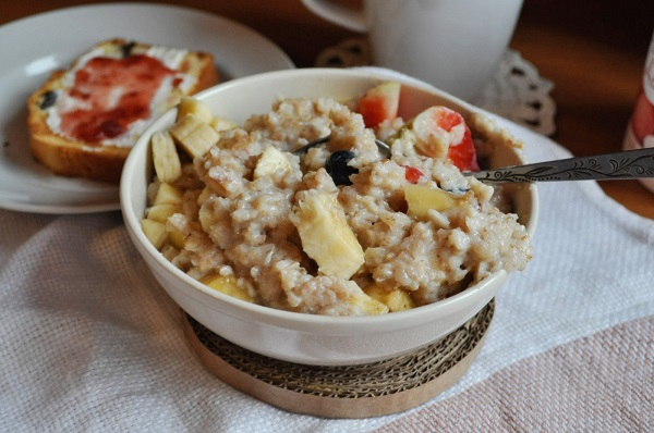 метаболизм, питательный завтрак