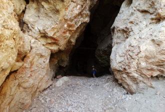 Загадки пещеры Еленева