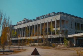 Путешествие в Чернобыль