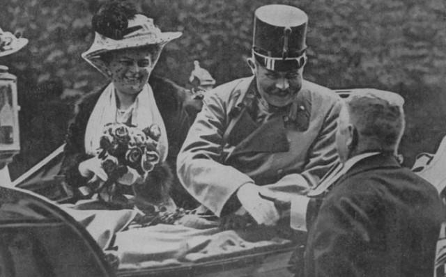Роковые случайности, Убийство австрийского эрцгерцога Франца Фердинанда
