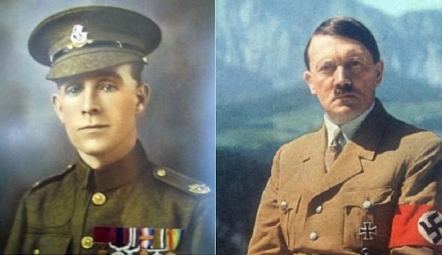 Роковые случайности, Пощада Адольфа Гитлера
