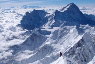 факты и тайны Эвереста