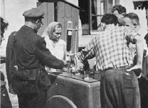 «газировка» в СССР считалась лучшей в мире