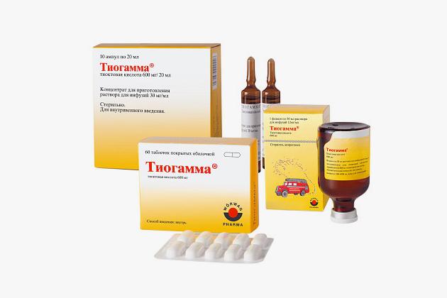 Аптечные кремы