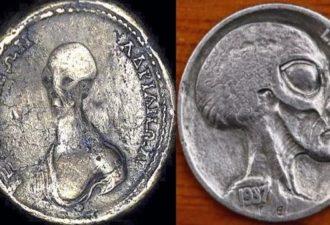 самые необычные находки монет
