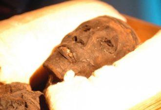 Анализ ДНК египетских мумий