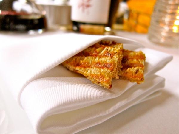 обед в лучшем ресторане мира Eleven Madison Park