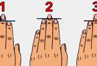 Что руки и ноги могут рассказать о вас