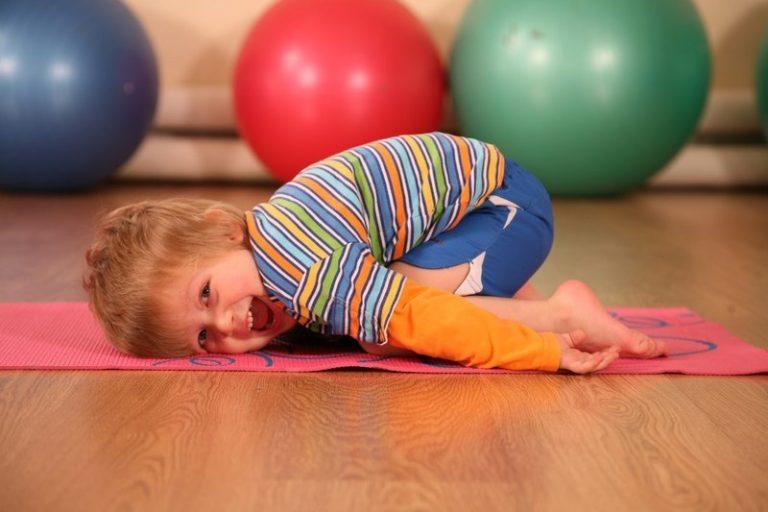 кинезиологических упражнений