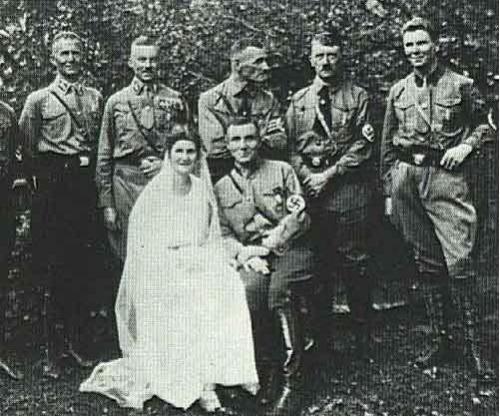 Жены руководителей Третьего рейха, Герда Борман