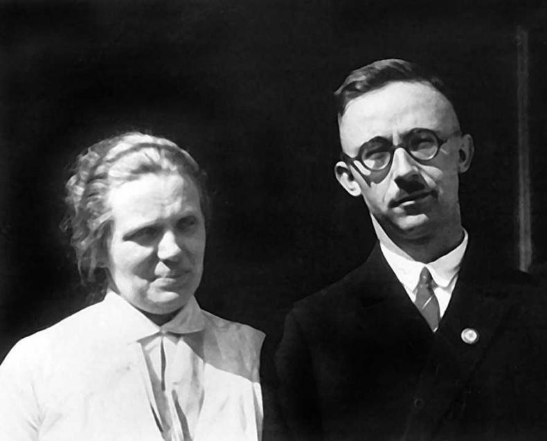 Жены руководителей Третьего рейха, Маргарет Гиммлер