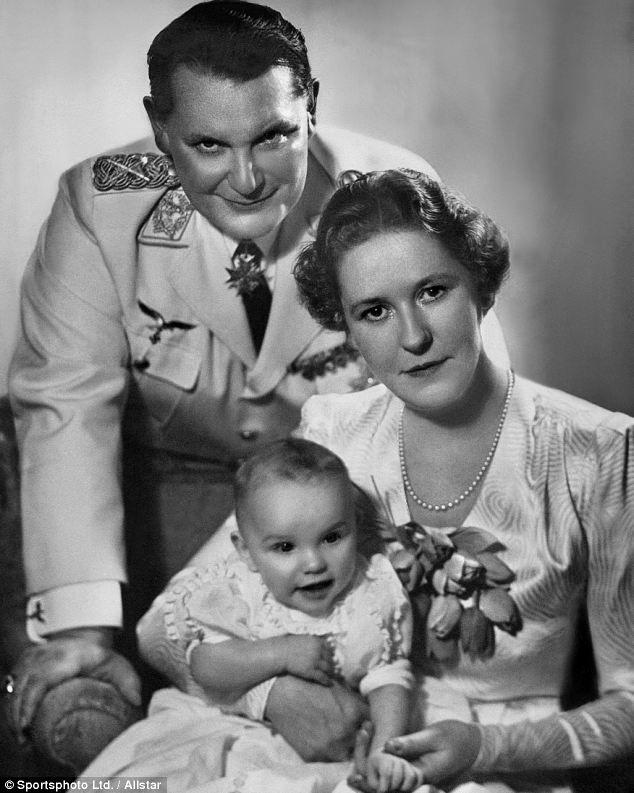 Жены руководителей Третьего рейха, Эмма Геринг