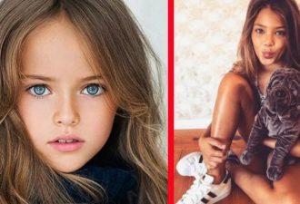 самые красивые дети в мире