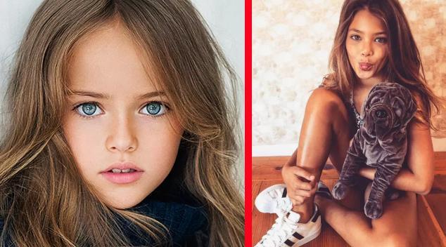 Фото самых красивых детей мира с очками 4