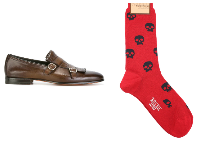 10 видов мужской обуви