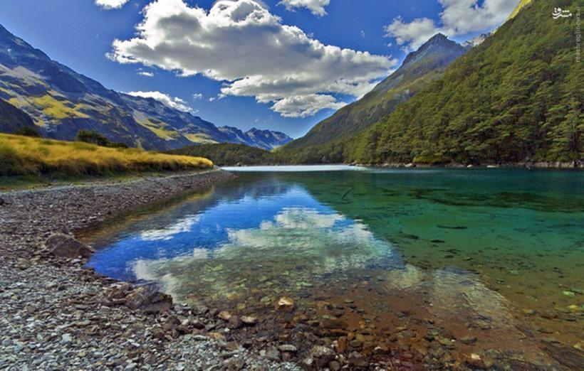 Самое чистое озеро в мире