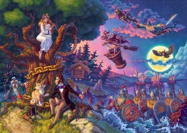 смысл в русских народных сказках