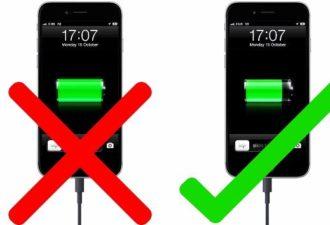 5 действий с телефоном
