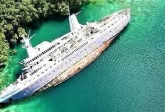8 самых загадочных заброшенных кораблей