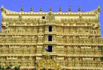Запечатанная дверь Шри Падманабхасвами