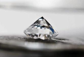 Алмаз против гидравлического пресса