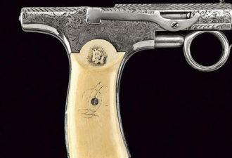 редкое огнестрельное оружие