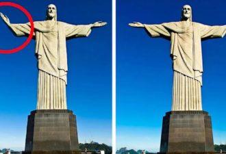 статуи двигались сами по себе